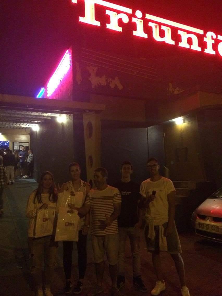 Discoteca Triunfo