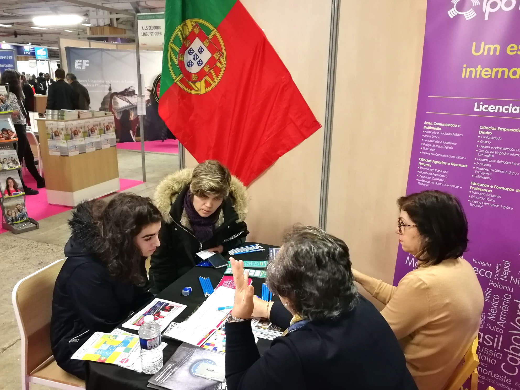 Salon Étudiant Paris - 31/01/2020