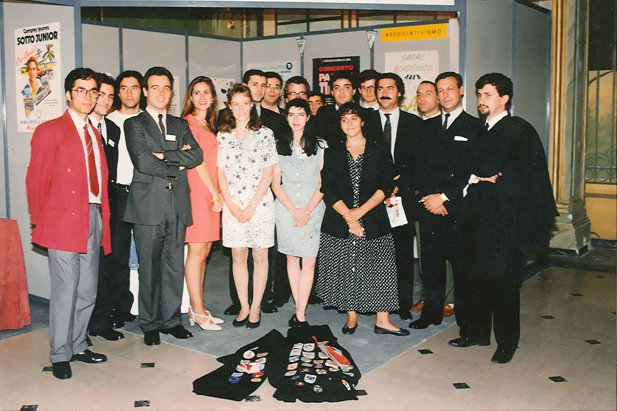 1991-1er-Forum-Soirée-Inauguration-galerie-Magellan-18