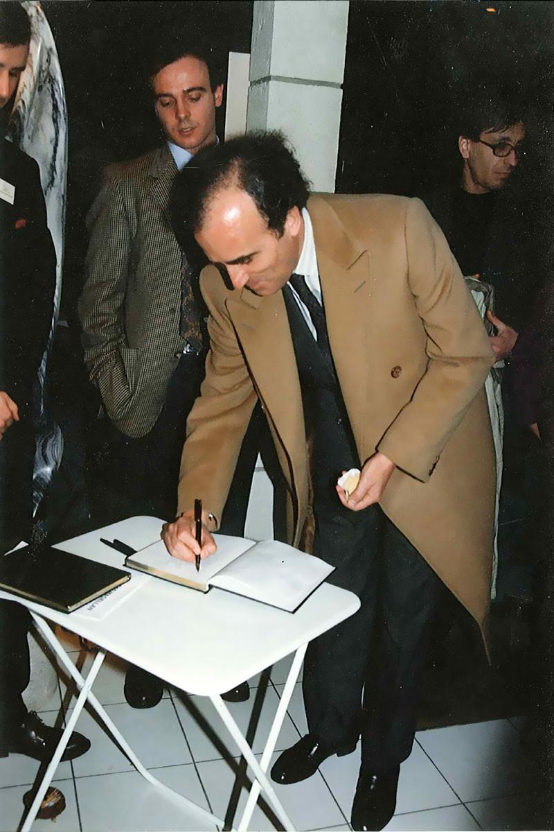 1991-1er-Forum-Soirée-Inauguration-galerie-Magellan-2