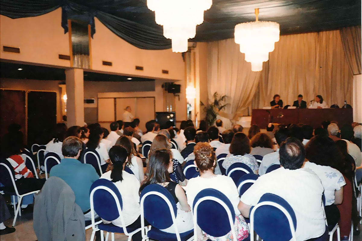 1991-1er-Forum-Soirée-Inauguration-galerie-Magellan-7