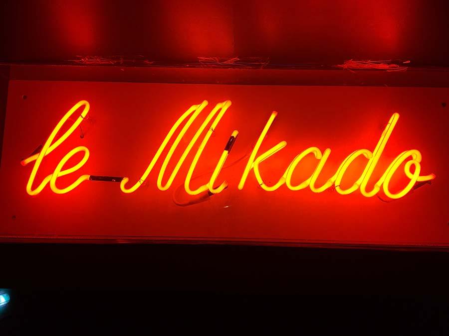Soirée Mikado