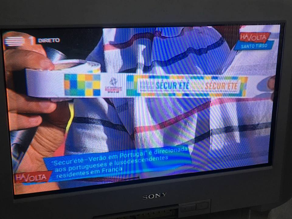 Emission Há Volta-RTP à Santo Tirso