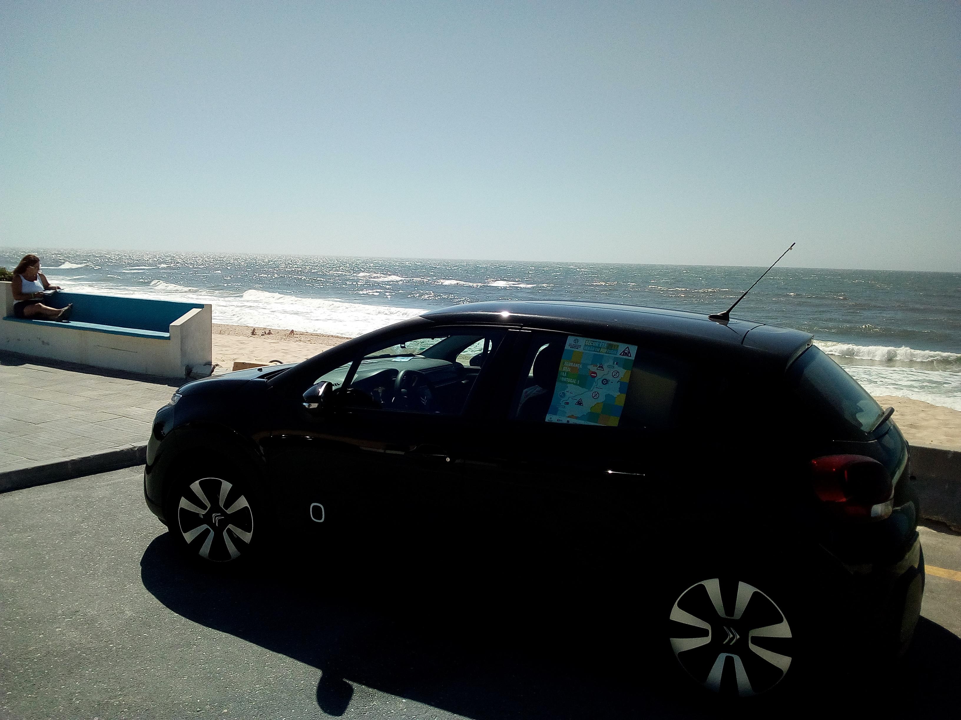 Pelas praias