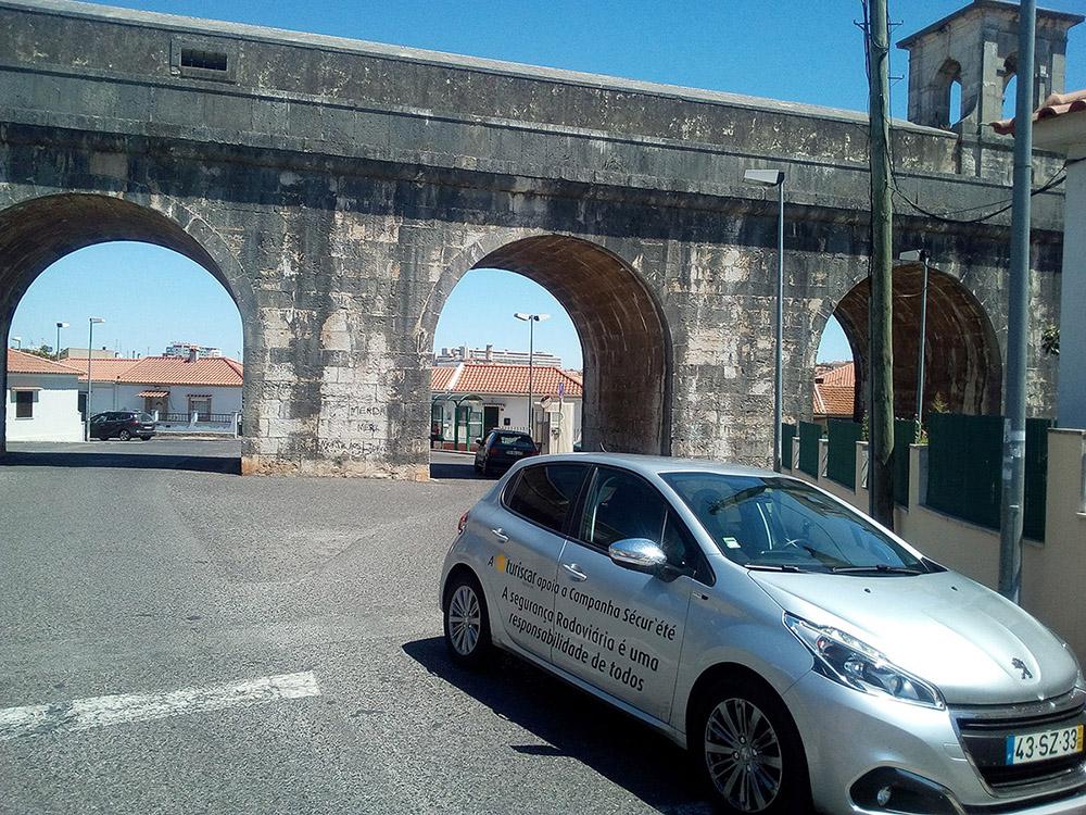 Action à Lisbonne