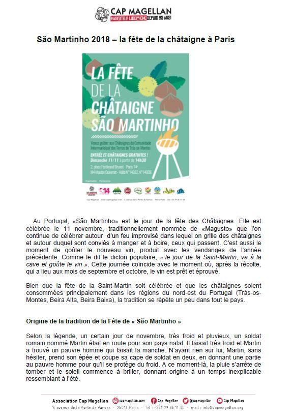 181025 SAO MARTINHO A PARIS