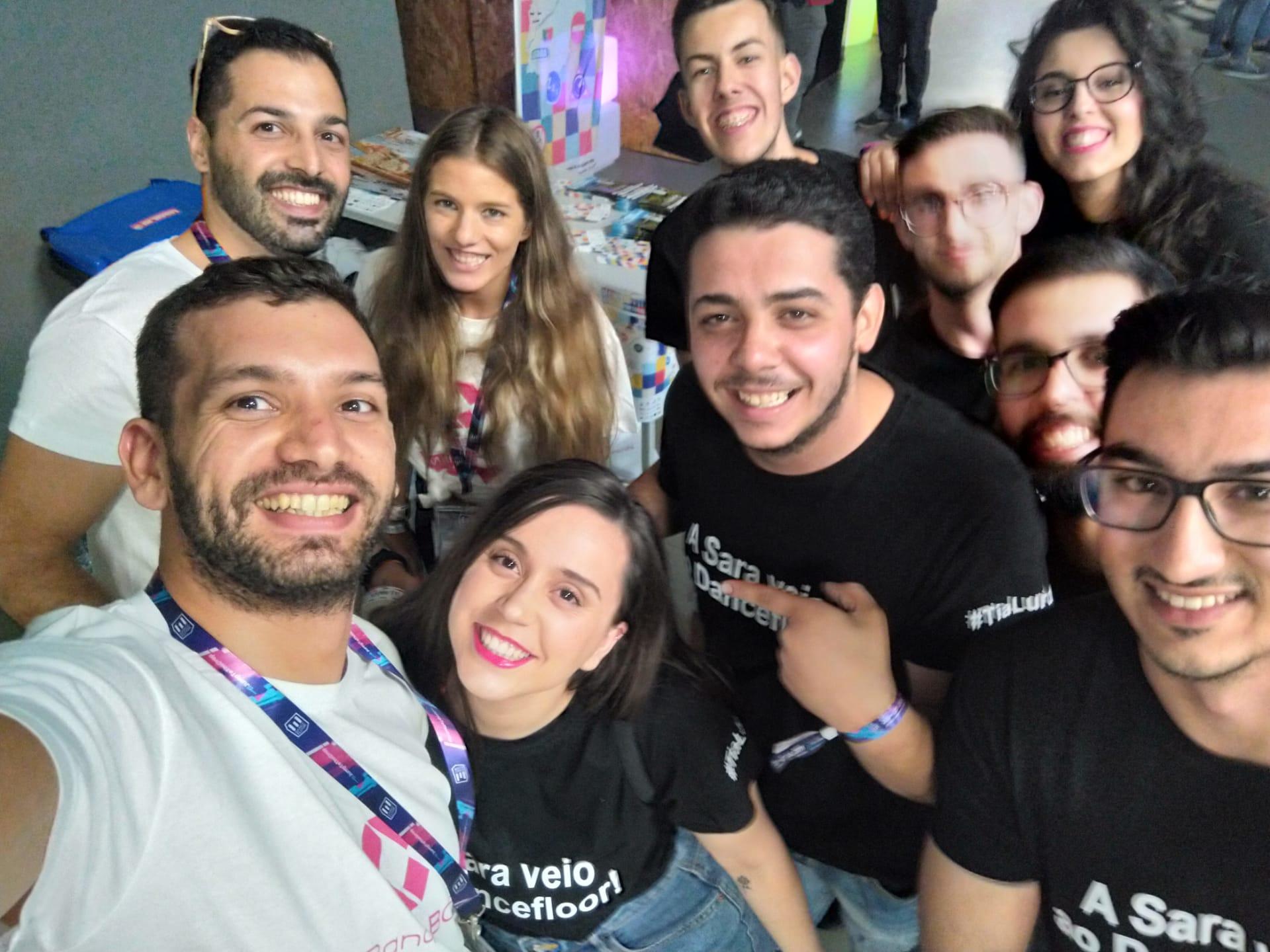 Action au Dancefloor Braga 2019, les 26 et 27 juillet 2019
