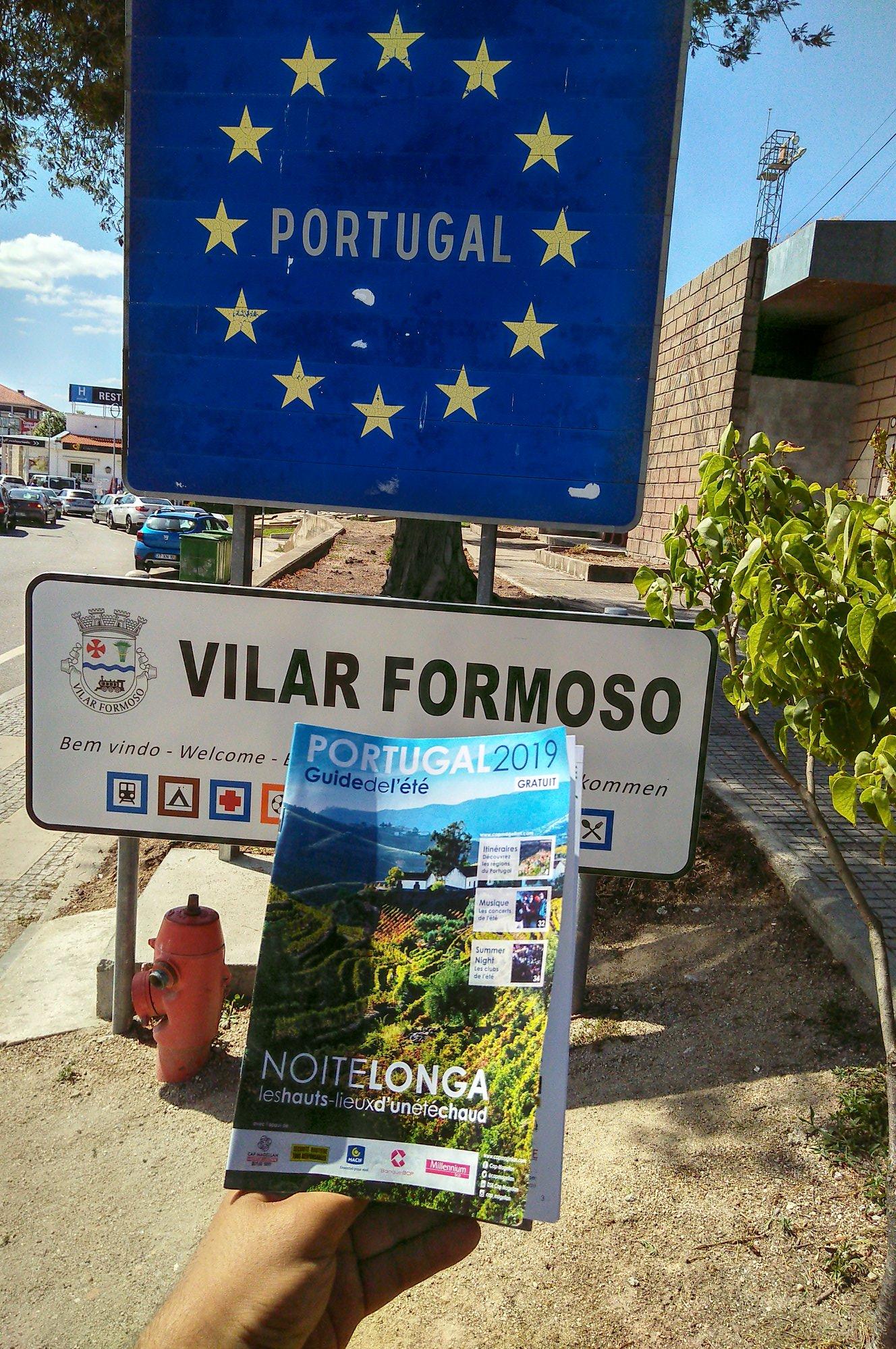 Cap Magellan à Vilar Formoso, les 27 et 28 juillet 2019