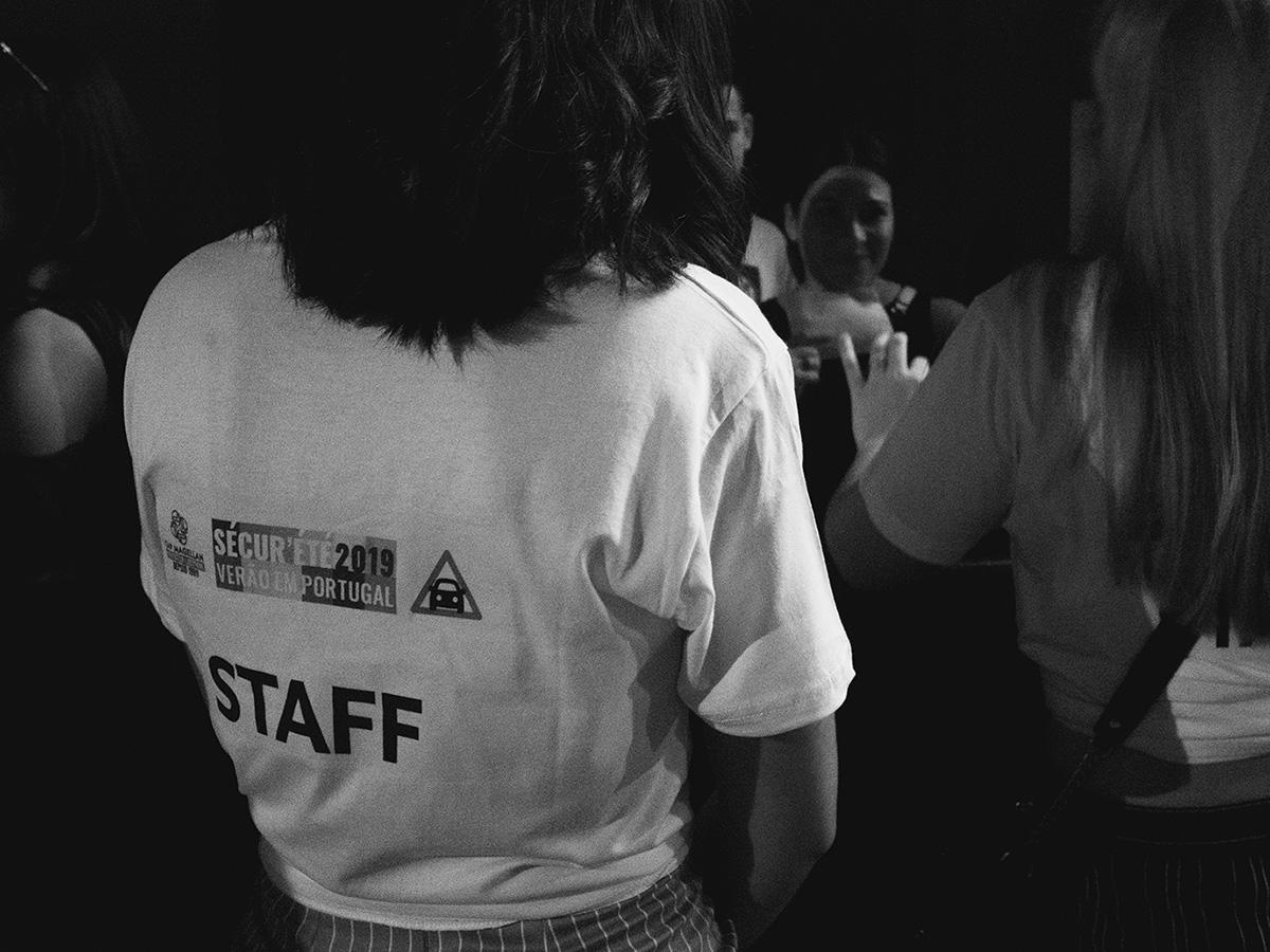 Lancement de la campagne de Sécurité Routière devant le Vilamoura Club, le 29 juin 2019