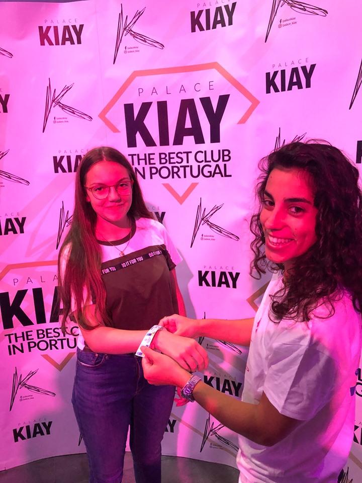 Action à Pombal, à la discoteca Kiay, le 2 aout 2019