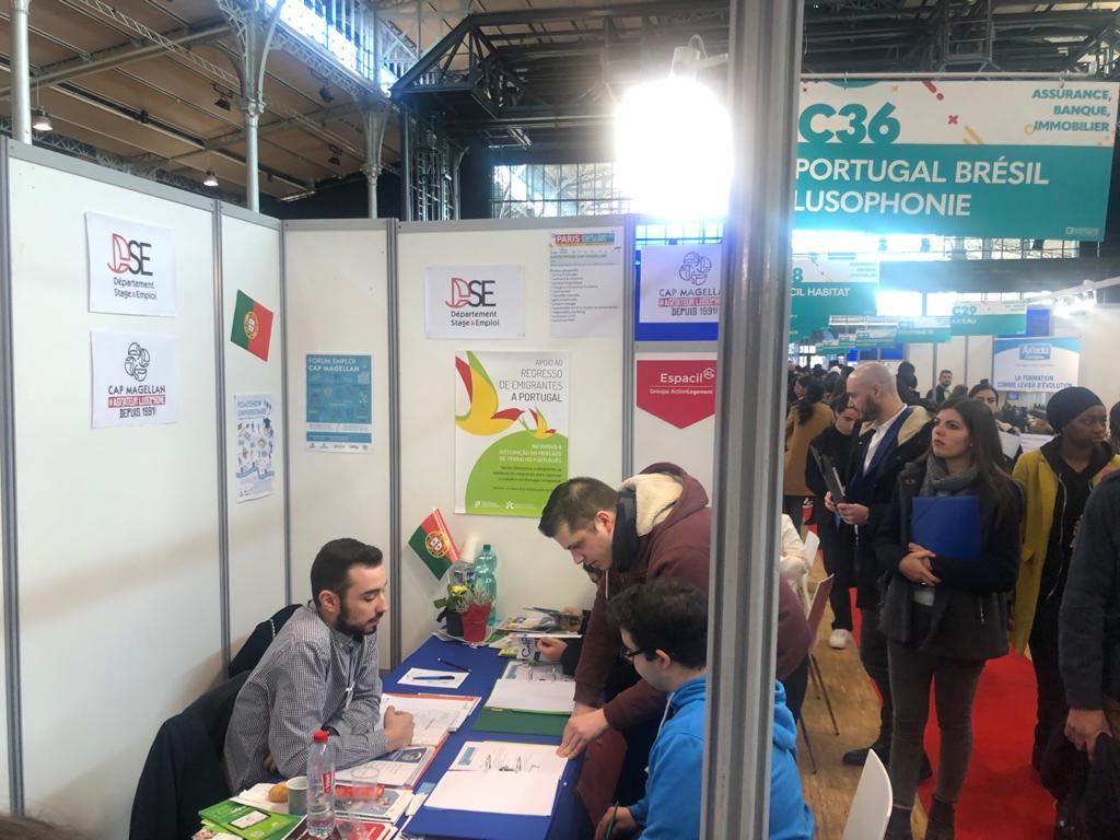 Forum Emploi - 21/01/20 - Grande Halle de la Villette à Paris