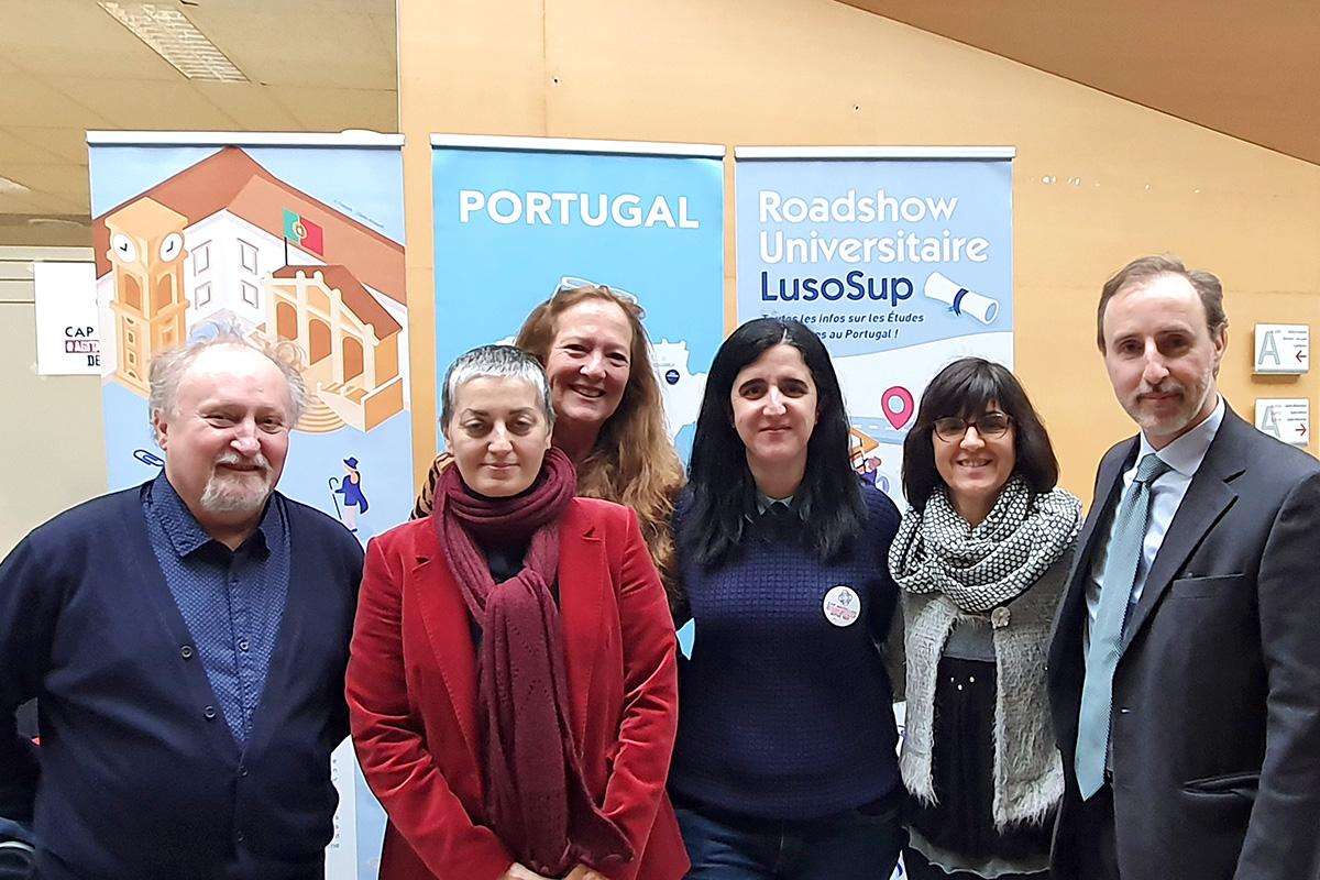 Roadshow LusoSup - Bordeaux - 27/01/2020
