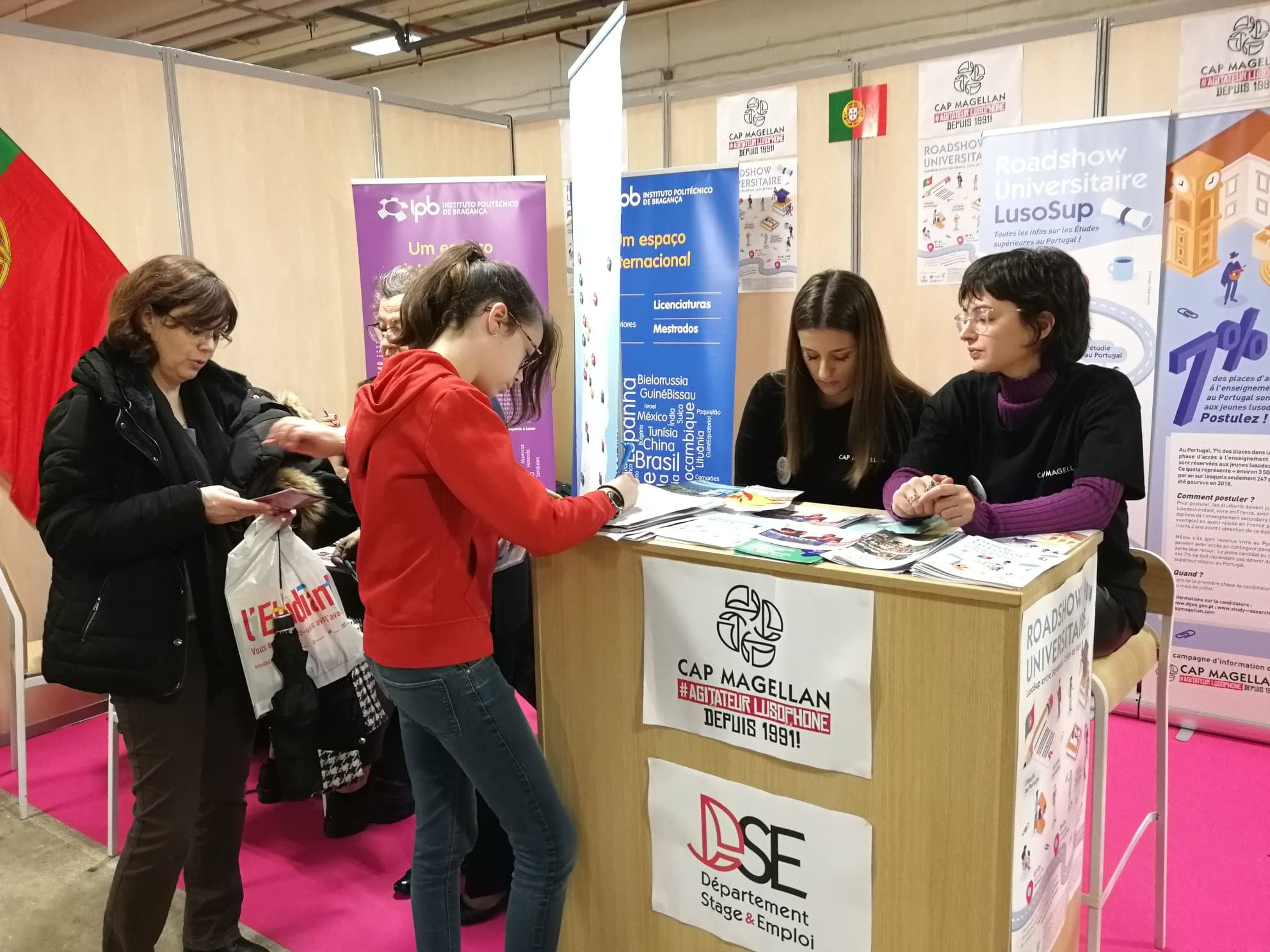Salon Étudiant Paris - 31/01/2020