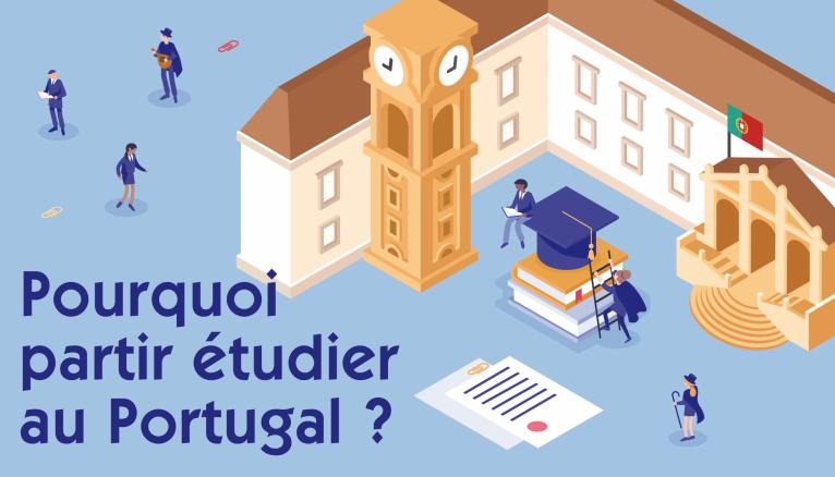 Pourquoi étudier au Portugal