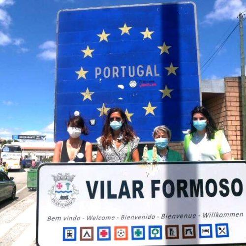 SR21 action frontière Vilar Formoso